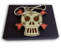 prada-skull-keyring