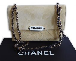 chanel-retro-suede-flap