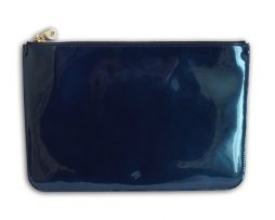 mulberry-metallic-pouch