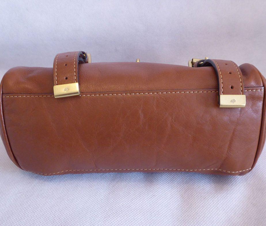 5291a3fba6b6 greece mulberry oak soft buffalo leather mini alexa shoulder bag 3711f 4c281