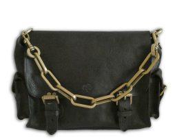 4c1f8bfa5d ... new zealand mulberry black darwin leather brooke shoulder bag 84454  68f0a